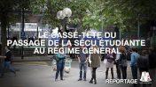 Passer du régime de Sécurité sociale étudiante au régime général