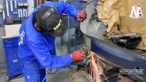 Reportage : Les garages services
