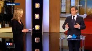 Dépendance : Une réforme en 2013 pour Nicolas Sarkozy