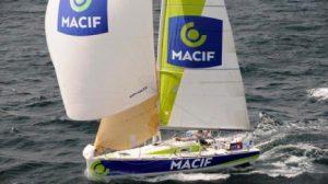 Sponsoring / Assurance : Le skipper François Gabart champion de France 2010 de course au large en solitaire