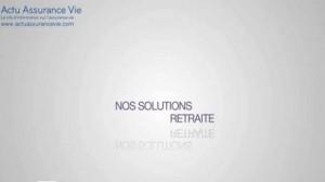 Les solutions retraite de Natixis Assurances