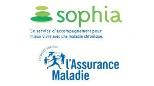 Le service Sophia s'étend sur toute la France