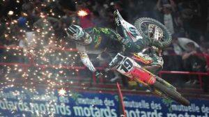 Sponsoring : La Mutuelle des Motards sollicite les oreilles des spectateurs au Supercross de Bercy