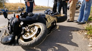 Indemnisation d'un accident en moto