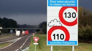 Prévention / Auto : Les limitations de vitesse vont-elles baisser à l'automne 2013 ?