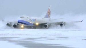Météo France : Annulation de vols à Orly et Roissy en raison de la neige et du verglas
