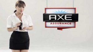 Pub : Mieux qu'un déodorant Axe, une assurance Axe pour les ex-copines