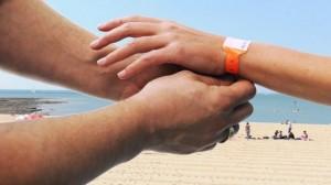 Prévention / Mer : Qu'est-ce que le bracelet de plage pour enfant ?
