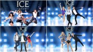"""Ice Show : M6 a assuré ses stars patineuses en """"tous risques"""""""