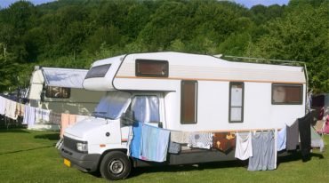 Camping-car Caravane