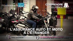 L'assurance auto et moto à l'étranger