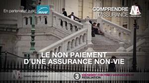 Le non paiement d'une assurance non-vie