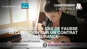 Les risques en cas de fausse déclaration sur un contrat d'assurance