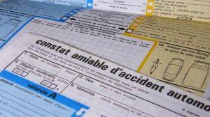 Assurance auto : Remplir un constat amiable