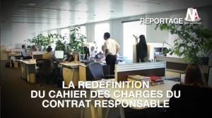 La redéfinition du cahier des charges du contrat responsable
