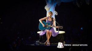Célébrités : Taylor Swift assure ses jambes pour plus de 35 millions d'euros
