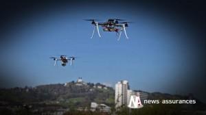 États-Unis : l'assureur AIG va faire voler des drones