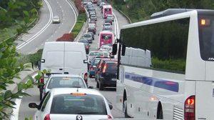 Prévisions / trafic : Bison Futé hisse le drapeau orange pour cet-après-midi