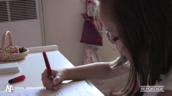 Reportage : Qu'est ce que l'assurance scolaire ?