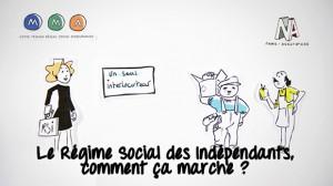 Vidéo : Le Régime Social des Indépendants, comment ça marche ?