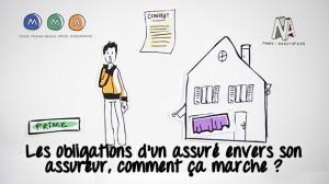 Vidéo : Les obligations d'un assuré envers son assureur