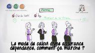 Vidéo : Le mode de calcul d'une assurance dépendance