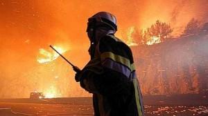 Incendie / Bouches-du-Rhône : Deux maisons ravagées par les flammes près d'Orgon