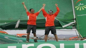 Sponsoring / Voile : Franck Cammas et Groupama 4 remportent la Volvo Ocean Race