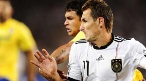 Coupe du Monde : Les jambes des Allemands plus chères à assurer que celles des Brésiliens