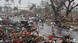 Assurance intempéries : 12% des dommages indemnisés aux Philippines contre 50% à 80% en Europe