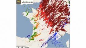 Météo : Quelles sont les régions les plus exposées aux impacts de la foudre en France ?