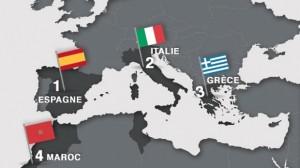 Infographie : les Français, assurances et vacances