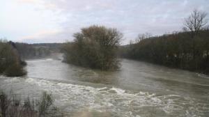 Alerte météo 4 Mai 2013 :  Alerte à la crue sur l'Allier, 18 communes concernées