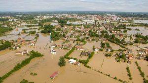 Assurance inondation : 3 milliards d'euros de dégâts estimés en Bosnie et Serbie