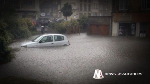 Après un déluge meurtrier, recherche des 4 derniers disparus et grand  nettoyage sur la Côte-d'Azur