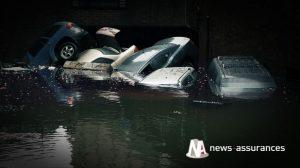 Dix morts et six disparus dans des inondations sur la Côte d'Azur