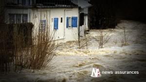 Intempérie: Sud-Est un mort, la pluie, les dégâts