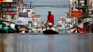 Catastrophes naturelles : Une taxe pour prévenir les inondations