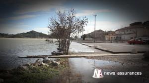 Les catastrophes naturelles plus meutrières début 2015 qu'en 2014 (étude)