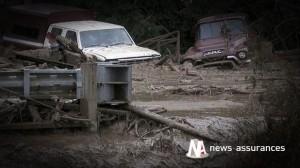 Intempéries dans le Var : quatre morts et une enfant portée disparue