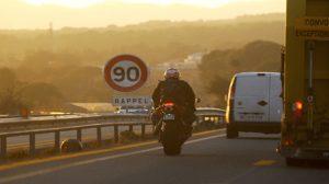 Assurance auto : La vitesse désormais limitée à 80km/h sur certains axes