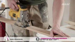 Vidéo : Comment les artisans et les commerçants sont-ils indemnisés en cas d'arrêt de travail ?