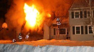 Période hivernale, gare aux incendies et au monoxyde de carbone