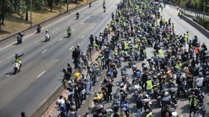 Sécurité routière / Moto : Les motards manifestent contre les mesures répressives du gouvernement