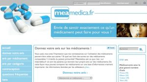 Santé : Meamedica.fr ou donnez votre avis sur les médicaments