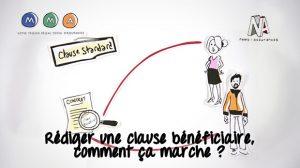 Vidéo : Rédiger une clause bénéficiaire