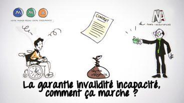 Vidéo : La garantie invalidité incapacité, comment ça marche ?