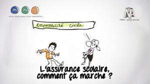Vidéo : L'assurance scolaire, comment ça marche ?