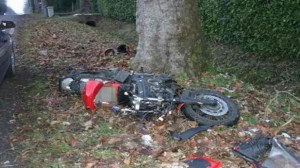 Accident de moto : Expertise de la valeur réelle du deux-roues
