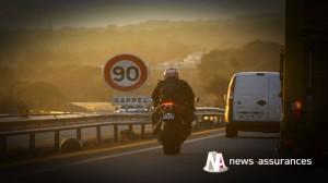 Une mini-moto doit être assurée